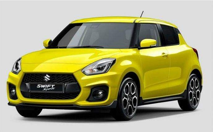 The Suzuki's popular hatchback Swift was the best-selling model last month clocking 17,039 units, up from fourth spot in the same month last year when it sold 19,208 units, according to Society of Indian Automobile Manufacturers (SIAM).  (Photo | Official website)