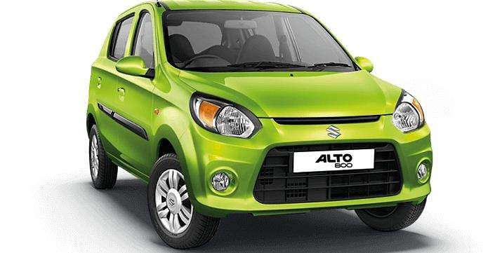 Coming in second was Maruti  Suzuki's entry level model Alto with sale of 16,394 units as against 21,890 units in year-ago month, retaining the same spot.  (Photo | Official website)