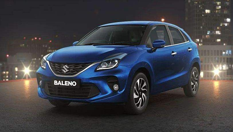 Premium hatchback Baleno sold 15,176 units to be at fourth position, down from third in May last year when it registered 19,398 units.  (Photo | Official website)