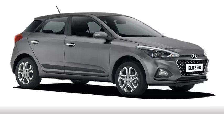 The Maruti's premium hatchback Elite i20 sold 8,958 units to be in eighth spot, up from ninth in May last year when it clocked 10,664 units.  (Photo | Official website)