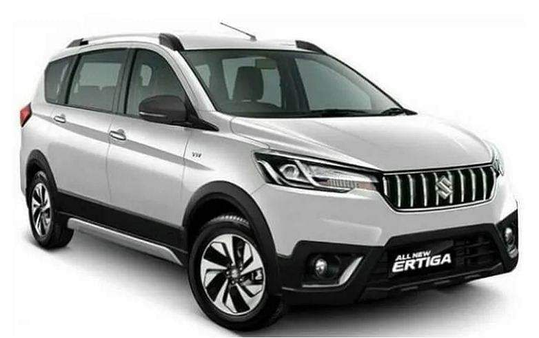 Maruti Suzuki's multi-purpose vehicle Ertiga was in the ninth position with sales of 8,864 units.  (Photo | Official website)