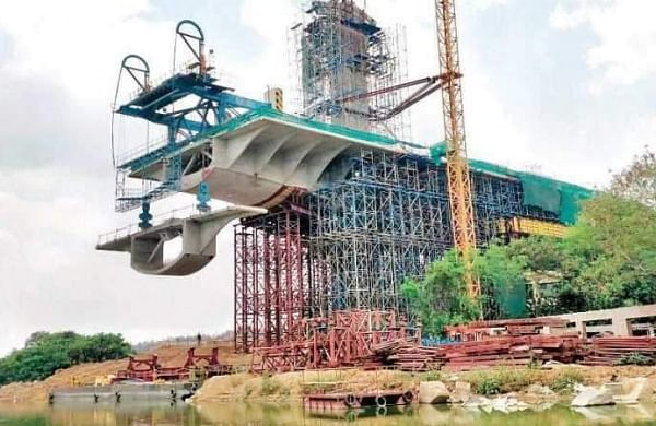 Durgam Cheruvu cable bridge in Hyderabad to shine bright with new lighting