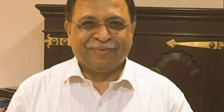 Athletics Federation of India president Adille Sumariwalla
