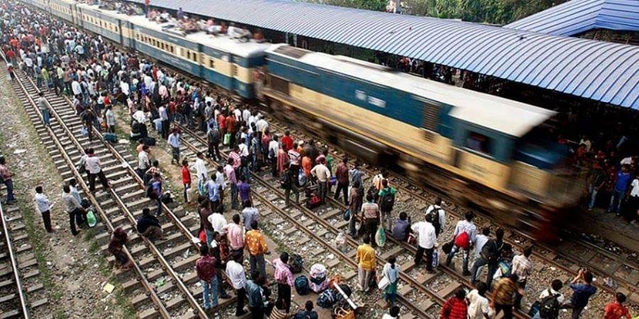 Four killed, 100 injured in Bangladesh train derailment- The New