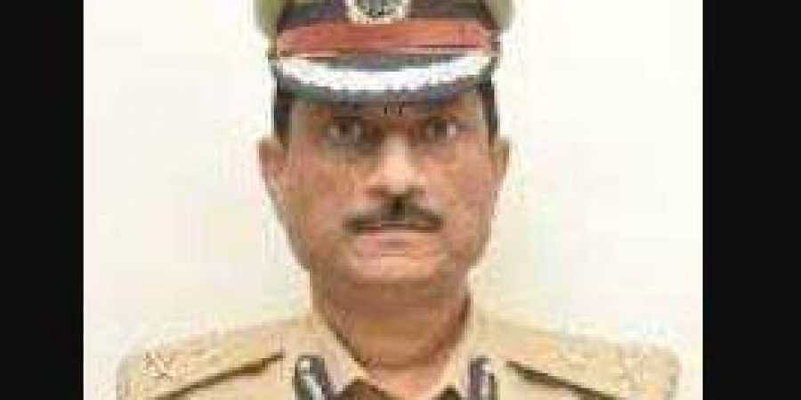 Rajeev Kumar Meena who has been appointed Visakhapatnam commissioner of police