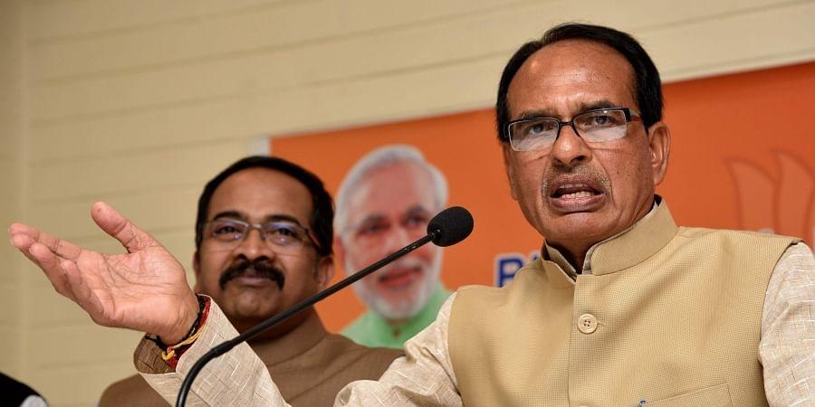 Former Madhya Pradesh CM Shivraj Singh Chouhan