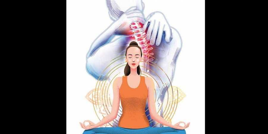 Hyderabad yoga practitioner: 'Overcome health conditions by using cosmic energy'