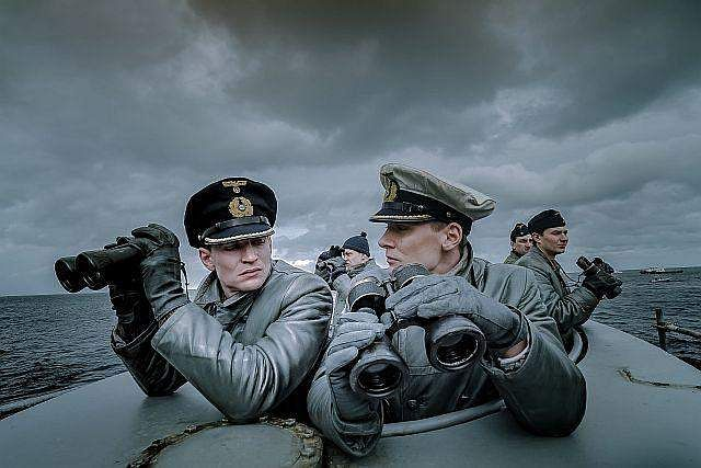 DAS BOOT (1981): An adaptation of Lothar-Gunther Buchheim's 1973 novel of the same name, the film narrates the 'Battle of the Atlantic.' It depicts both the excitement of battle and the tedium of the fruitless hunt through the eyes of a bunch of patriotic sailors on board a German U-boat.