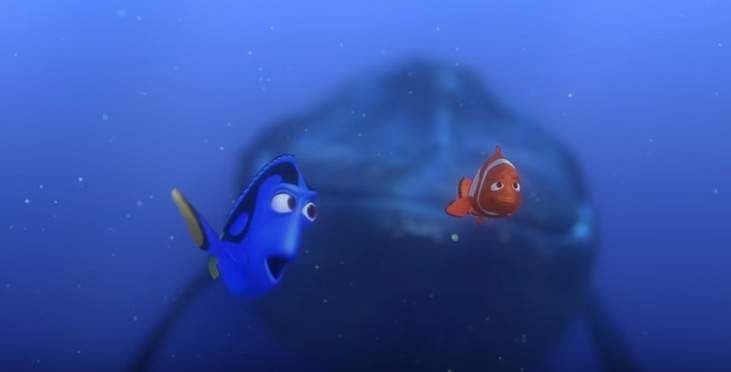 FINDING NEMO (2003): Disney's super-hit animation movie is about a timid clown fish who must find his inner strength to save his son taken away by humans into another continent. It won the Academy Award for Best Animated Feature Film. (YouTube screengrab)