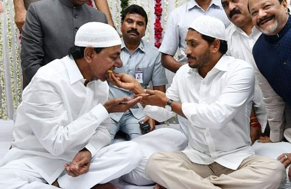 KCR, Jagan Mohan Reddy to meet on June 28 to discuss both state's water issues