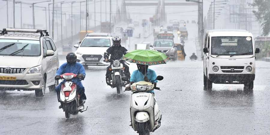 Rain, Chennai rain