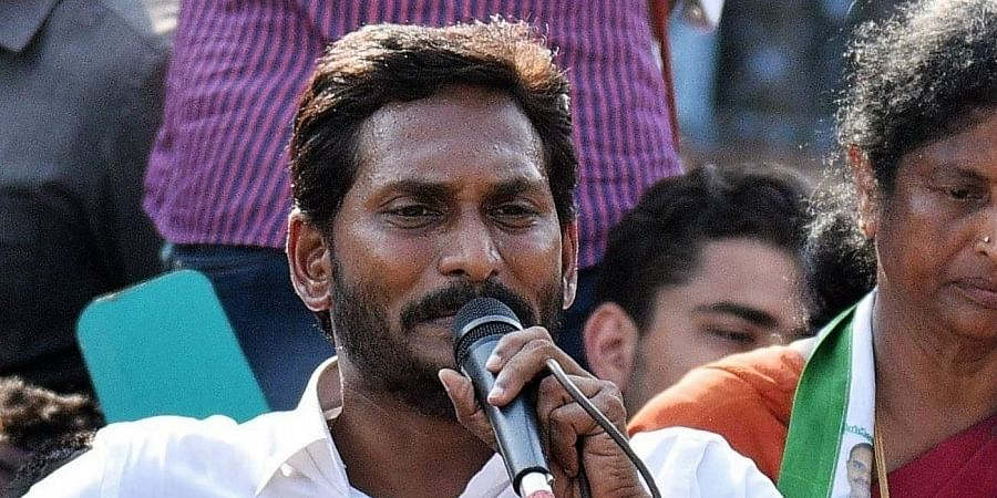 Andhra Pradesh CMJagan Mohan Reddy