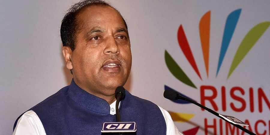 Himachal Pradesh CM Jai Ram Thakur