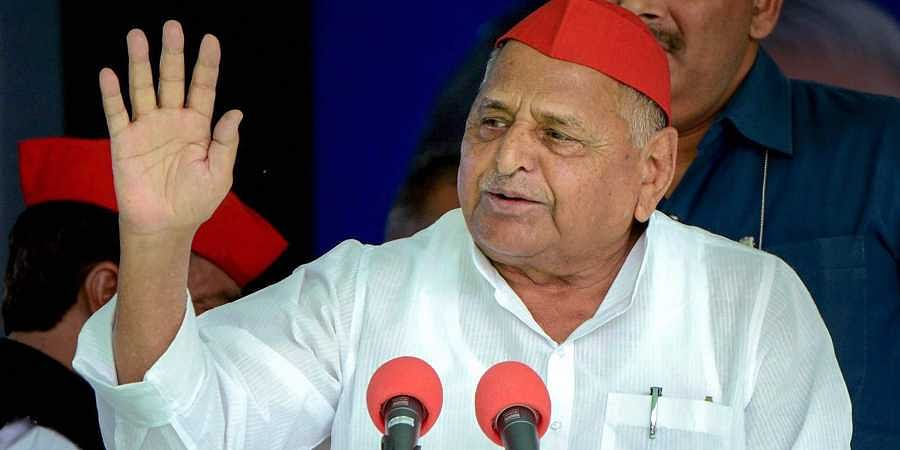 Samajwadi Party patron Mulayam Singh Yadav