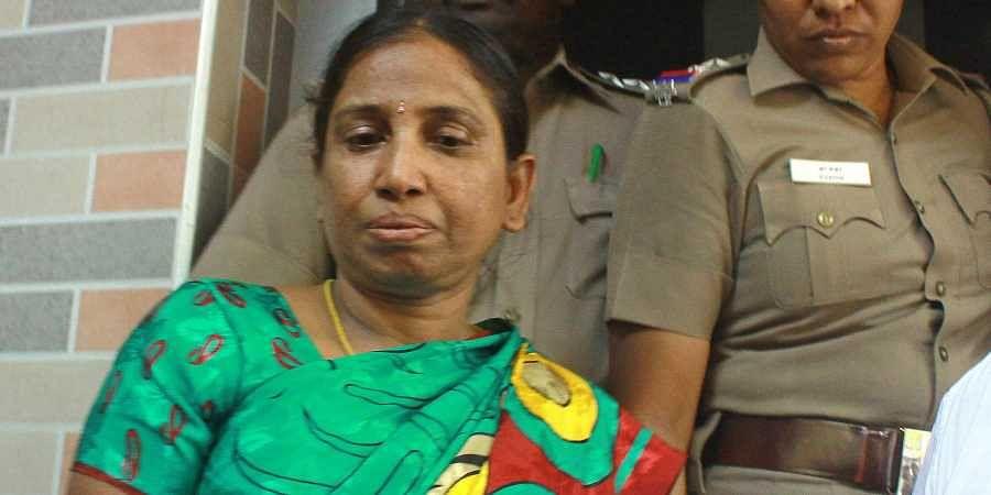 Rajiv Gandhi assassination case convict Nalini