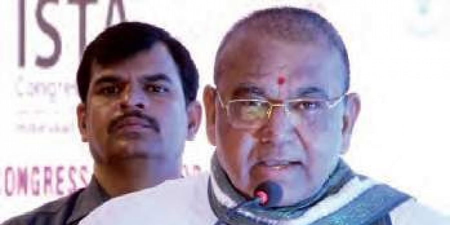 Telangana Assembly Speaker, Pocharam Srinivas