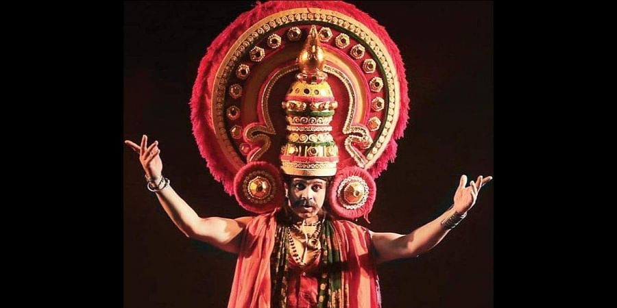 In this production to be showcased at ADA Rangamandira, JC Road, on June 29, Rao gives us a glimpse of Ravana.