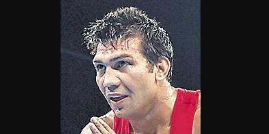 Commonwealth Games gold medallist boxer Manoj Kumar