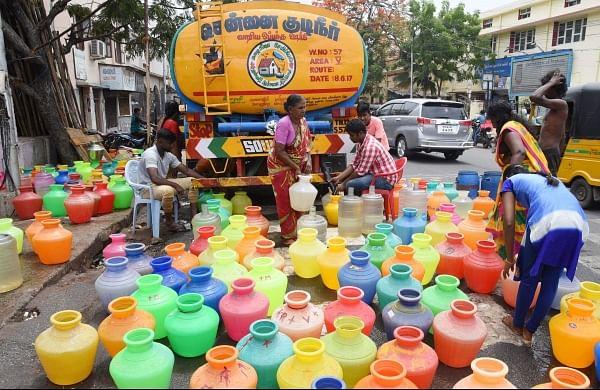 Chennai's water crisis is man-made