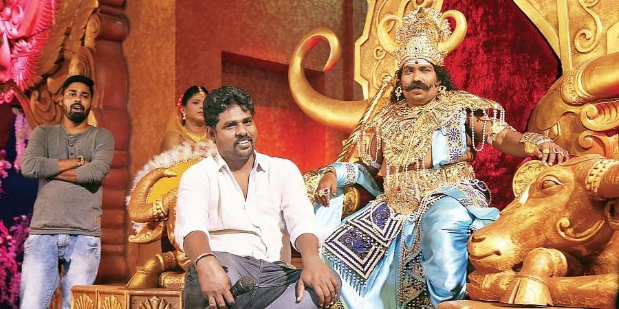 Yogi Babu's antics made every unit member laugh: Director