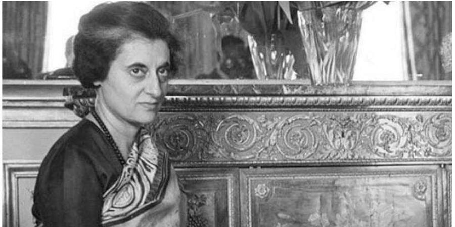 The Emergency was imposed by then Prime Minister Indira Gandhi. (Photo | PTI)