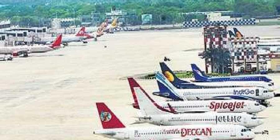 Cargo, Airport, Aeroplane