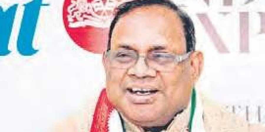 Telangana AICC chief RC Khuntia