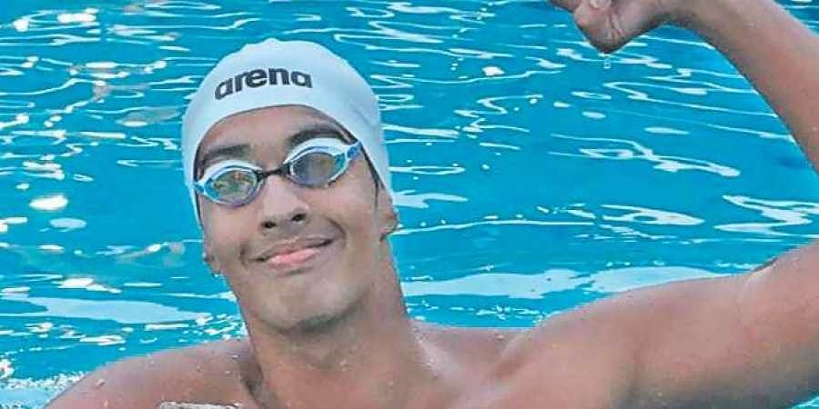 Srihari Natraj, one of the fastest Indian backstrokers of all time.