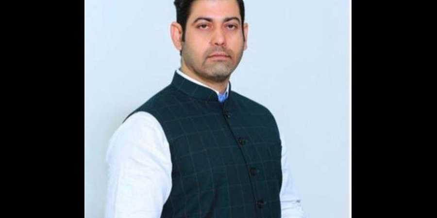 Haryana Congress leader Vikas Chaudhary