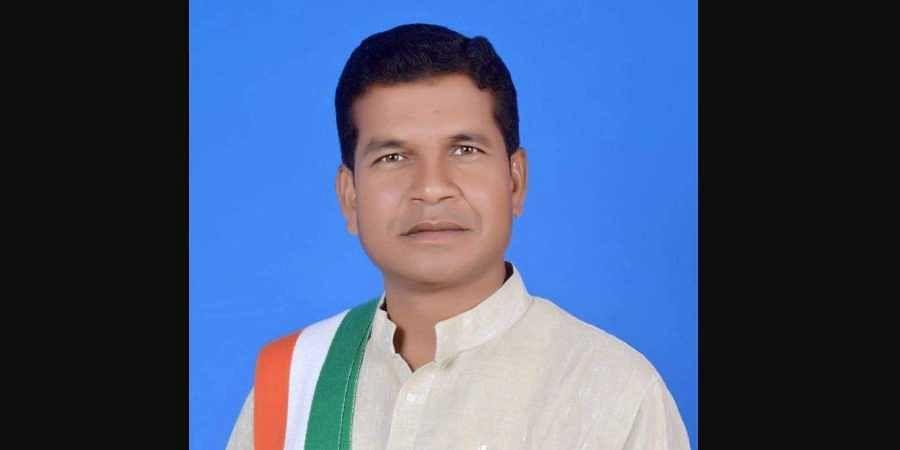 Chhattisgarh Congress MLA Mohan Markam (Photo   Facebook)