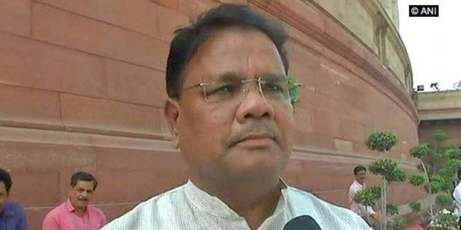 Assam Pradesh Congress Committee President and Rajya Sabha MP Ripun Bora