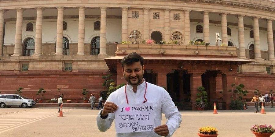 Kendrapara MP Anubhav Mohanty