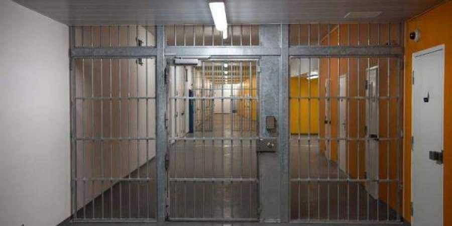 Image of a jail used for representational purpose only
