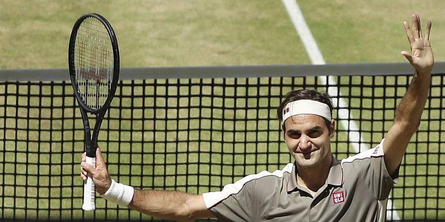 Novak Djokovic Roger Federer Rafael Nadal Primed To Tighten Wimbledon Grip The New Indian Express