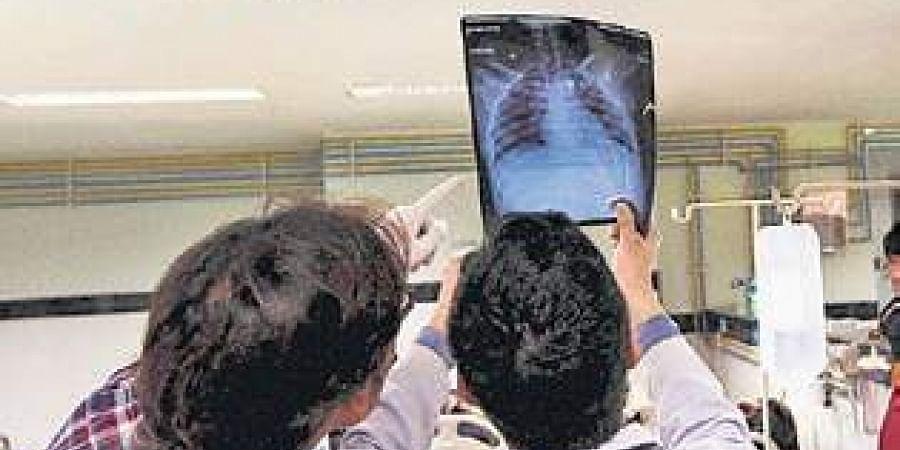 X-Ray, MRI scan