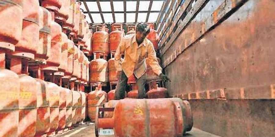 LPG, LPG cylinder
