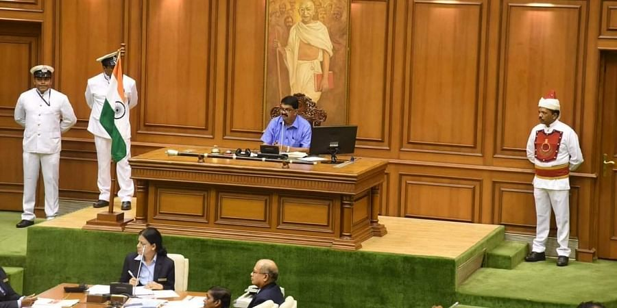 BJP's Rajesh Patnekar elected Goa Assembly Speaker