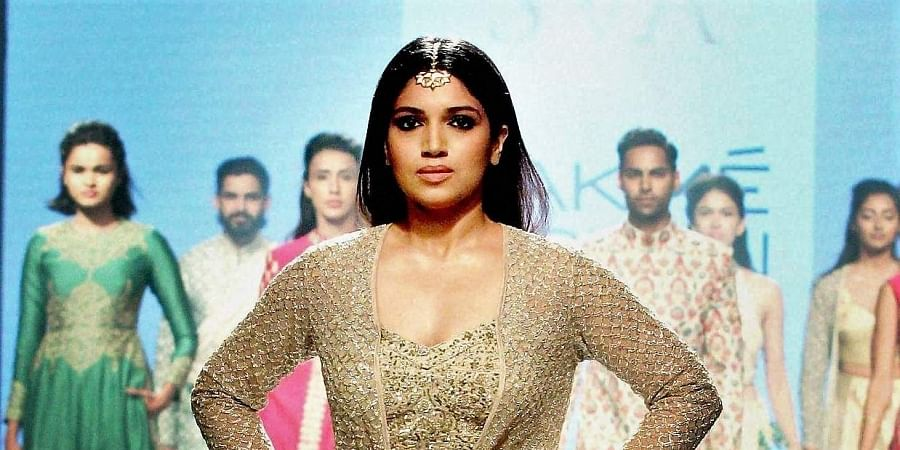 Bollywood actress Bhumi Pednekar