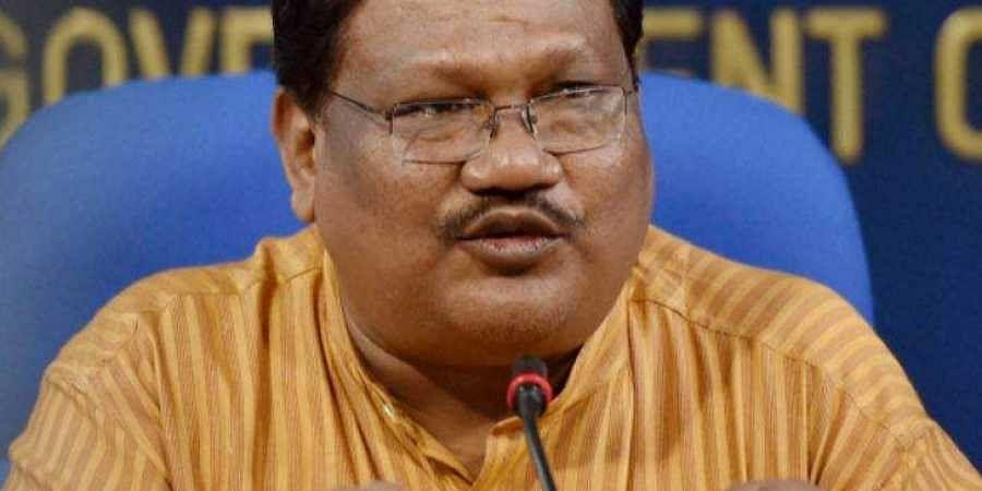 Jual Oram, SS Ahluwalia lead race for Lok Sabha Speaker's post