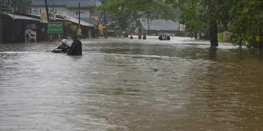 Kerala rains Kerala floods