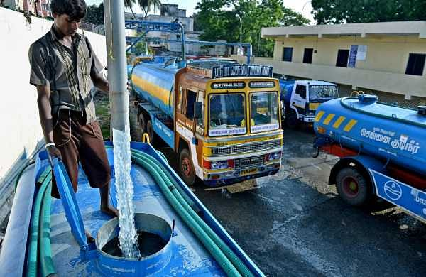 40 per cent of water distributed by Chennai Metro Water lost in transit