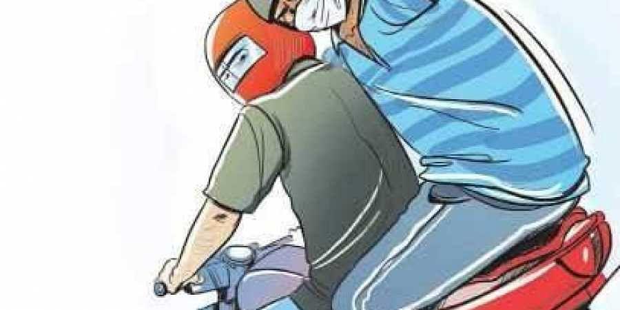 bike robbers