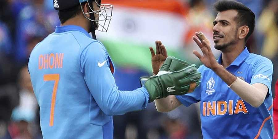 ICC requests BCCI to remove Indian Army insignia from MS Dhoni's gloves