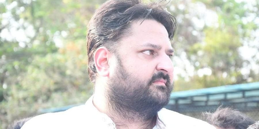 Mumbai BJP youth wing chief Mohit Kamboj