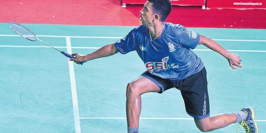 Nitin crowned champion at table tennis tournament- The New