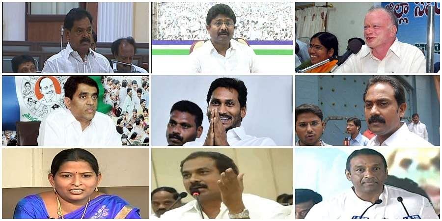 Full list of Andhra Pradesh Ministers as YSRCP cabinet under Jagan