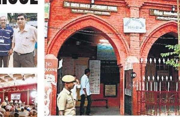 Alumni associations give back to Chennai school