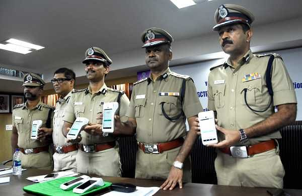 An app to watch over traffic offenders in Chennai