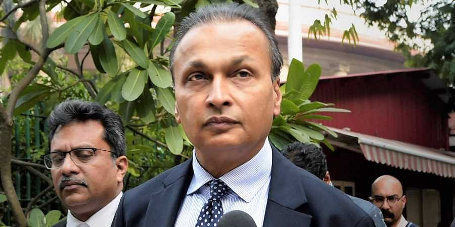 Reliance Communication Ltd. Chairman Anil Ambani