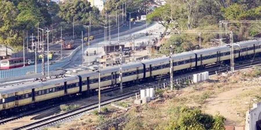 Karnataka suburban trains